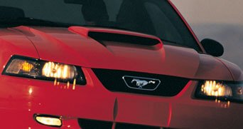 Headlamp System (OEM Ford Mustang Automatic Headlamp System - F8AZ13B218AA)