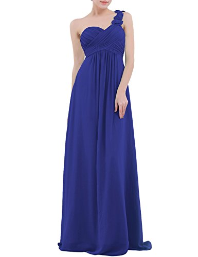 one strap dresses for prom - 9