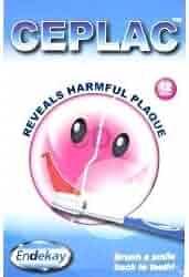 Caplac Dental Disclosing Tablets 12