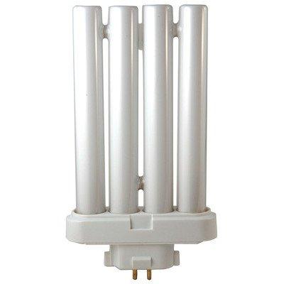 EiKO FML27/65 QuadTube Compact Fluorescent Light Bulb (15-Pack), 27 Watts, GX10q-4 Base, T-4 Bulb, 5.7''/145mm MOL, 2.5mg Mercury Content, 1400 Approx Initial Lumens, 10000 Rated Life