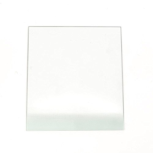 Frigidaire 241711236 Refrigerator Crisper Drawer Glass Genuine Original Equipment Manufacturer (OEM) Part for Frigidaire, Crosley, White-Westinghouse by Frigidaire