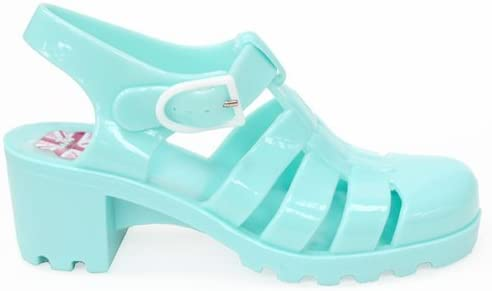 Ladies Jelly Shoes Sandals Size UK