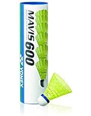 Yonex Mavis 300 Shuttles Tube of 6 White