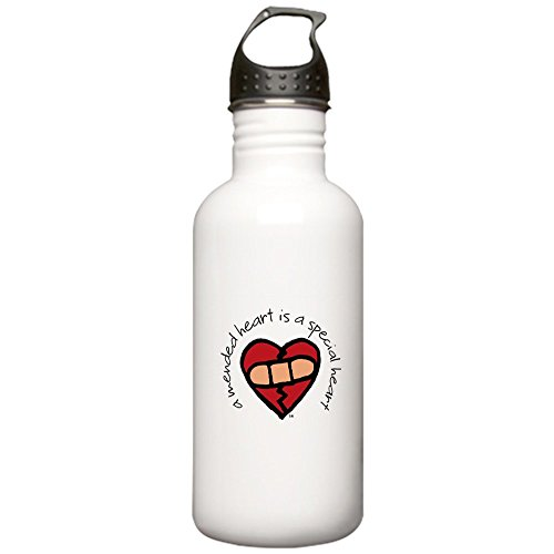 (CafePress - &Quot;My Daughter.&Quot; Stainless Water Bottle - Stainless Steel Water Bottle, 1.0L Sports Bottle)