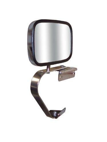 CIPA 41000 Universal OE Style Chrome Replacment Side Mirror