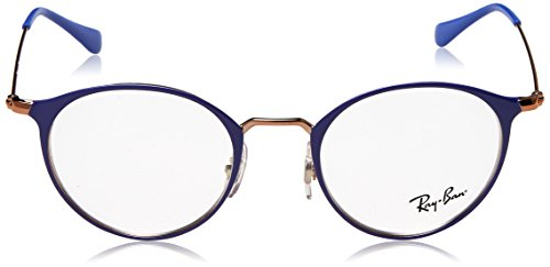 Top de Copper Violet Marrón Monturas Gafas Ray Ban 0RX6378 On Adulto Unisex vxqCCAwnt