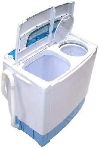 B-WARE Schleuder Camping Pumpe Mini Waschmaschine 4.2 kg Miniwaschmaschine