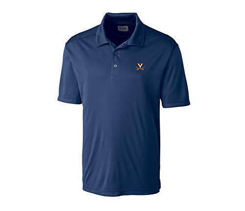 Elite Fan Shop Virginia Cavaliers Performance Polo Navy - ()