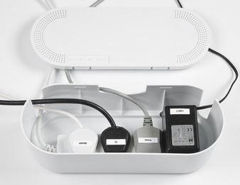 Kabel Tidy Einheit für 4-Wege-Buchse D-Line: Amazon.de: Elektronik