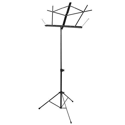 On-Stage SM7122B Compact Folding Sheet Music Stand, ()