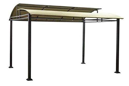 - The Outdoor Patio Store Replacement Canopy for Better Homes & Garden Sawyer Cove 12' x 10' Barrel Roof Gazebo