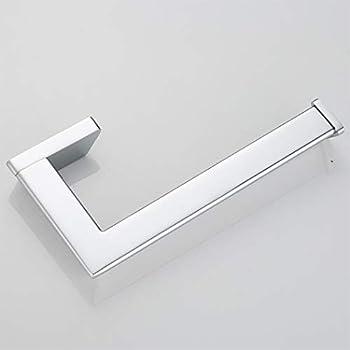 Amazon.com: KEBAO Toilet Paper Holder Black Copper Modern