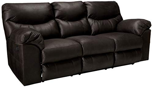 - Signature Design by Ashley 3380388 Boxberg Reclining Sofa, Teak