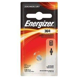 Energizer 364BPZ 364 Watch & Calculator Battery by (Energizer Calculator)