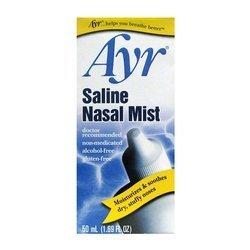 Ayr Saline Nasal Mist Case Pack 24 by B.F. Ascher Co. Inc.