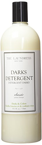 The Laundress - Darks Detergent, Classic, Keeps Colors Rich & Vibrant, Non-Toxic Formula, 33.3 fl oz, 64 washes
