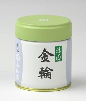 宇治抹茶・金輪 40g