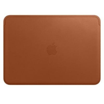 Apple Carrying Case (Sleeve) for 12'' MacBook - Saddle Brown by Apple