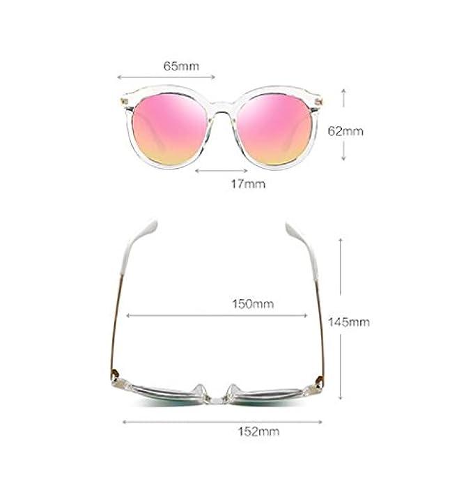 Occhiali Di 1 Sole Da Donna Marea Degli Specchio Struttura Colore Grande Autista Coppie Polarizzati
