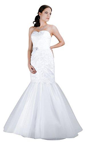MGT-Shop Brautkleid Brautkleider Hochzeitskleid Hochzeitskleider ...