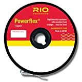 Rio Powerflex Tippet Standard Spool 30yd 3X, Outdoor Stuffs