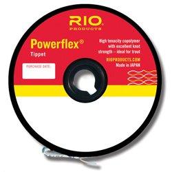 Rio Powerflex Tippet Standard Spool 30yd 3X, Outdoor Stuffs