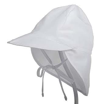 41d710ac7966b1 Summer Baby Sun Hat Children Outdoor Neck Ear Cover Anti UV Protection  Beach Caps Kids Boy