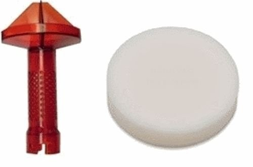 Hoover Stick Vacuum Dirt Cup Baffle And Foam Filter For Linx (Baffle Filters)