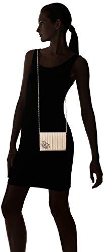 Katie Jessica Bolsa Plisado Embrague Hombro Noche De Mcclintock Champán Noche Mujer De Bolsa Solapa Hombro Solapa Katie Para Del Plisada Embrague FZqFPrt