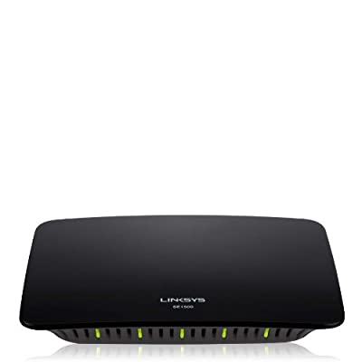 Linksys Fast Ethernet Switch