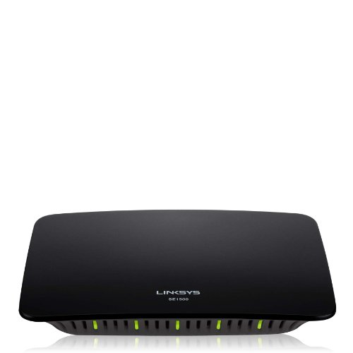 Linksys SE1500 5-Port Fast Ethernet