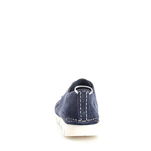 Docksteps DSE103429 Scarpe con Lacci Uomo Indigo