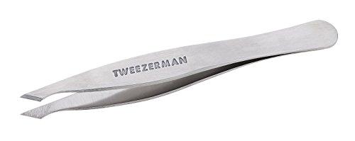 Tweezerman Stainless Steel Pointed Slant Tweezer