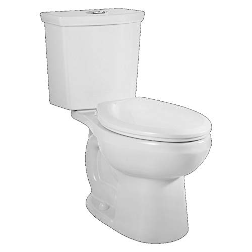 American Standard 2887.216.020 H2Option 2-Piece Dual Flush Elongated Toilet with 12-In Rough-In, White by American Standard