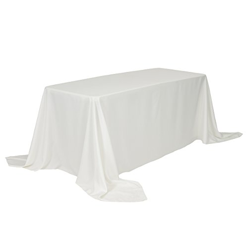 Remedios 156 inch Rectangle Polyester Tablecloth