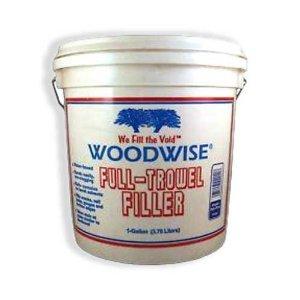 Woodwise Full Trowel Filler - Brazilian Cherry - Gallon