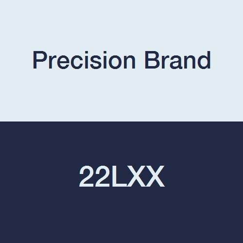 Precision Brand 22LXX Stainless Steel Shim Stock, 6″ x 60...