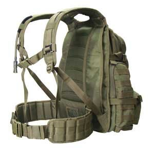 Condor Tactical Military Grade Urban Go Pack – OD Green