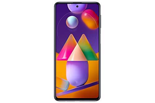Samsung Galaxy M31s 128GB Mirage Black EU [16,51cm (6,5″) OLED Display, Android 10, 64MP Quad-Kamera]