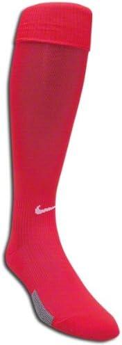 Nike Park III Game Soccer Socks (Red) - Shoe Size: Men 8 - 12/Women 10 - 13