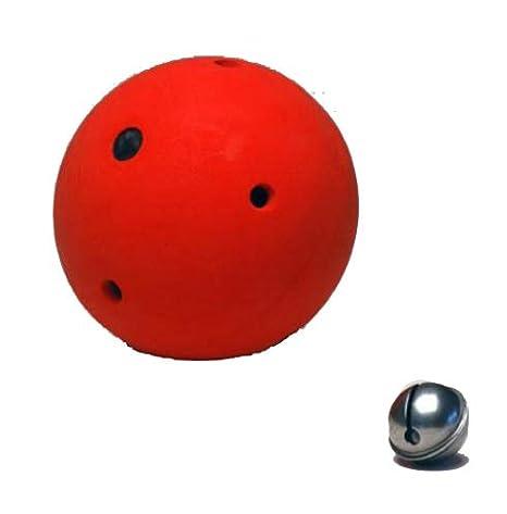 Boje Sport Balón de Goallball con sonajas y Agujeros de resonancia ...