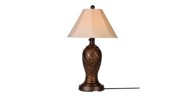 Patio Living Concepts 20937 Monterey Outdoor Table Lamp