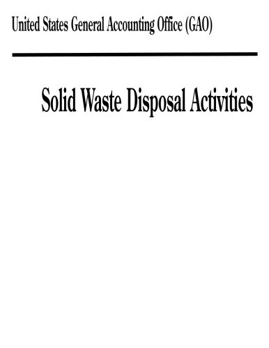 Disposal Solid Waste (Solid Waste Disposal Activities)