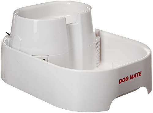- Dog Mate Large Fresh Water Drinking Fountain For Dogs And Cats