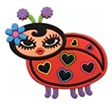 Ladybug Fobbz Charm for Optari Tote