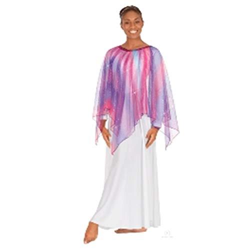 - Eurotard Adult Skirt/Drape Overlay Style #13768