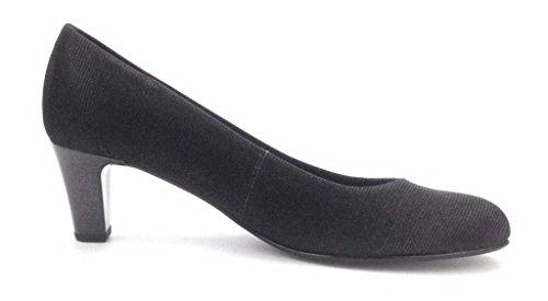 Gabor Shoes Gabor Basic, Zapatos de Tacón para Mujer Negro (67 Schwarz)