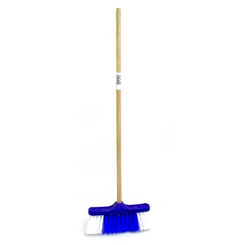 Cosy Cottage Childrens Broom Blue by Cosy Cottage