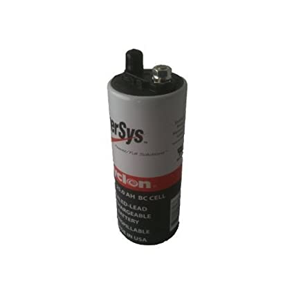 Amazon com: Enersys (Hawker) Cyclon 0820-0004 BC-Cell 2 Volt/25 Amp