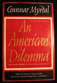 Books : An American Dilemma: The Negro Problem and Modern Democracy, 20th Anniversary Edition